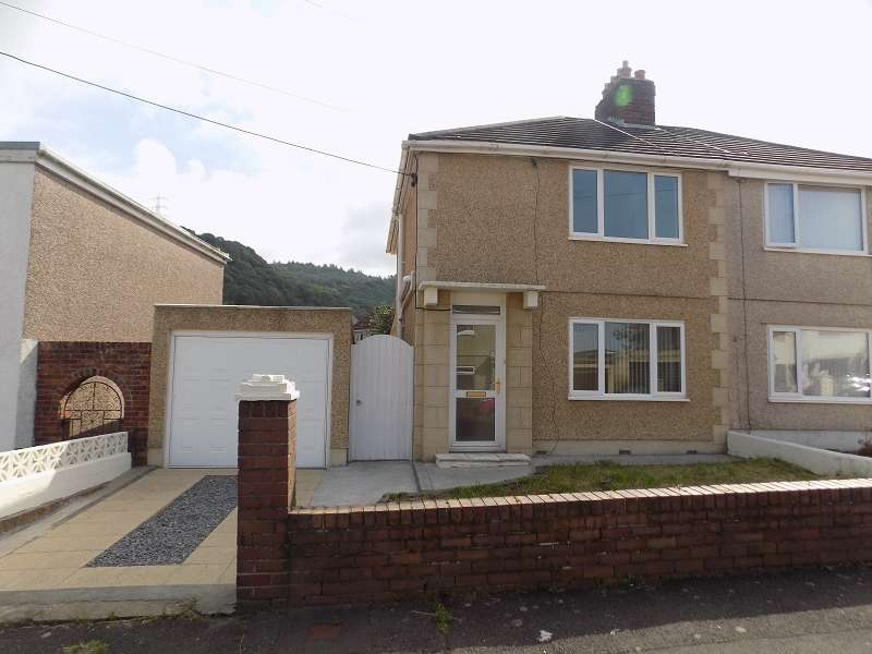 3 Bedrooms Semi Detached House for sale in Albion Road, Baglan, Port Talbot, Neath Port Talbot. SA12 8DD