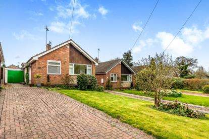 2 Bedrooms Bungalow for sale in Mill Lane, Great Haywood, Stafford