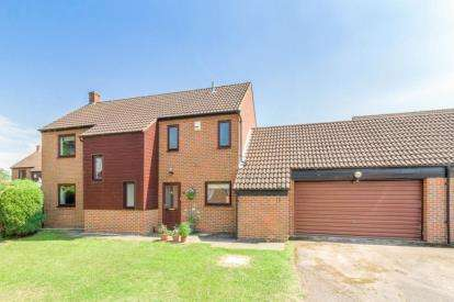 4 Bedrooms Detached House for sale in Parklands, Great Linford, Milton Keynes