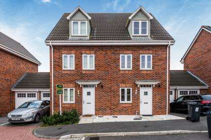3 Bedrooms Semi Detached House for sale in New Imperial Crescent, Birmingham, West Midlands, England