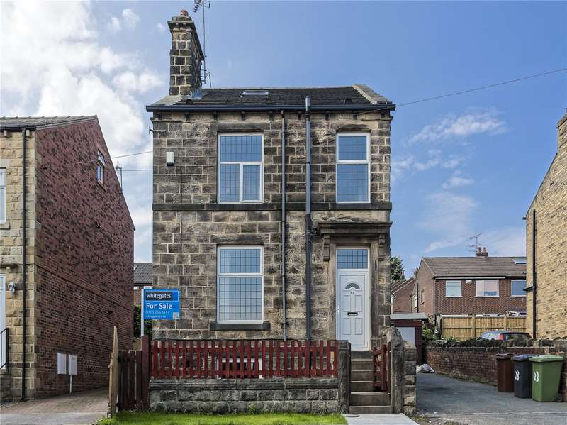3 Bedrooms Detached House for sale in Wesley View, Leeds, West Yorkshire, LS13