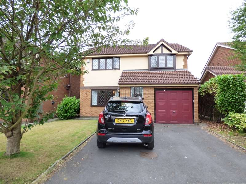 4 Bedrooms Detached House for sale in St. Dominics Way, Manchester, Greater Manchester, M24