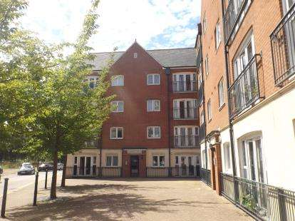 2 Bedrooms Flat for sale in Harrowby Street, Cardiff Bay, Cardiff