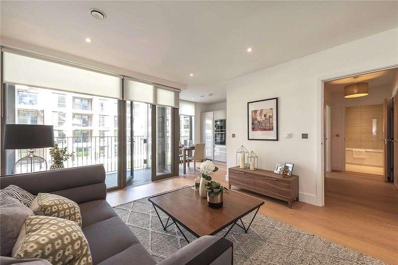 1 Bedroom Flat for sale in Park Terrace, Kilburn Park Road, London, NW6