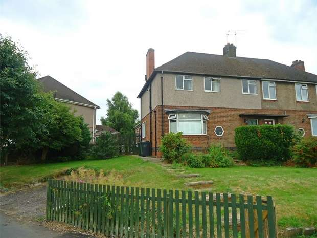 3 Bedrooms Semi Detached House for sale in Furnace Road, Bedworth, Warwickshire