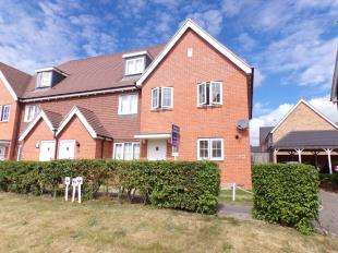 3 Bedrooms Semi Detached House for sale in Oddstones, Codmore Hill, Pulborough, West Sussex