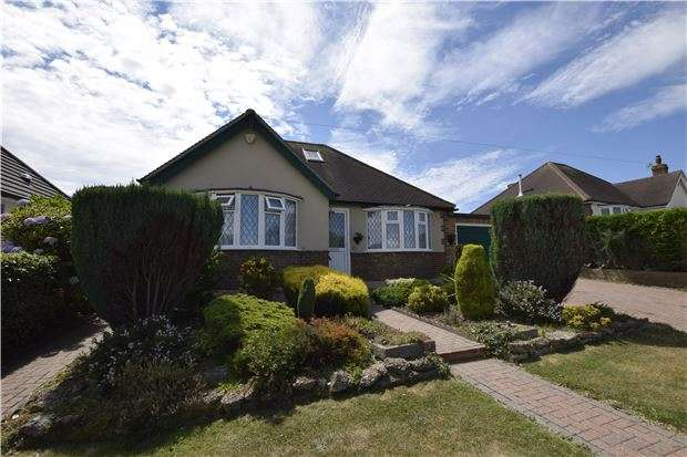 2 Bedrooms Detached Bungalow for sale in First Avenue, BEXHILL-ON-SEA, East Sussex, TN40 2PL