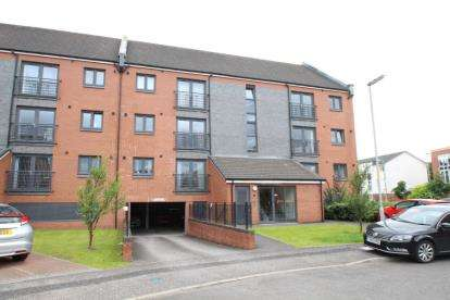 2 Bedrooms Flat for sale in Craigend Circus, Anniesland, Glasgow
