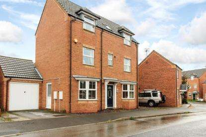 5 Bedrooms Detached House for sale in Main Bright Road, Mansfield Woodhouse, Mansfield, Nottinghamshire