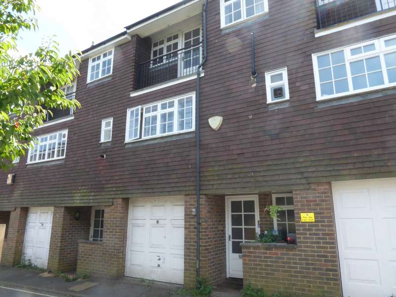 4 Bedrooms Town House for sale in Edward Street, Lewes