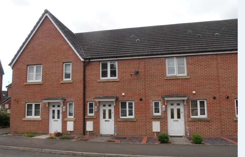 2 Bedrooms Terraced House for sale in Ashbourn Way, Llanishen, Cardiff