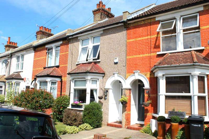 2 Bedrooms Terraced House for sale in Portland Avenue, Gravesend