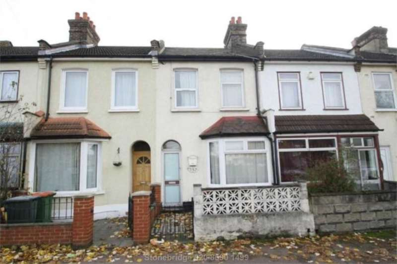 3 Bedrooms Terraced House for sale in Roman Road, East Ham