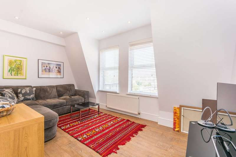 1 Bedroom Flat for sale in Tottenham Lane, Crouch End, N8