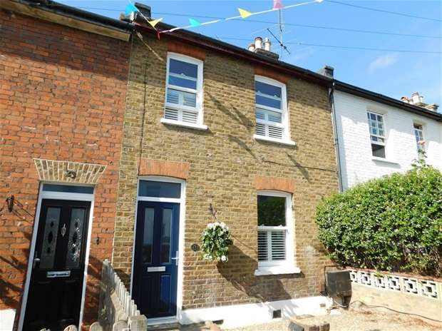 2 Bedrooms Terraced House for sale in Cleaveland Road, Surbiton