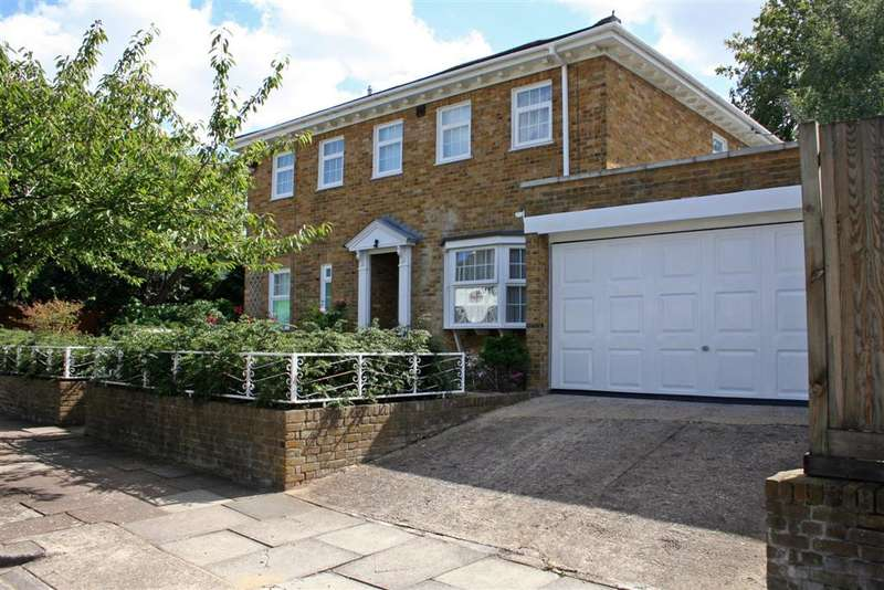 4 Bedrooms House for sale in Chara Place, London