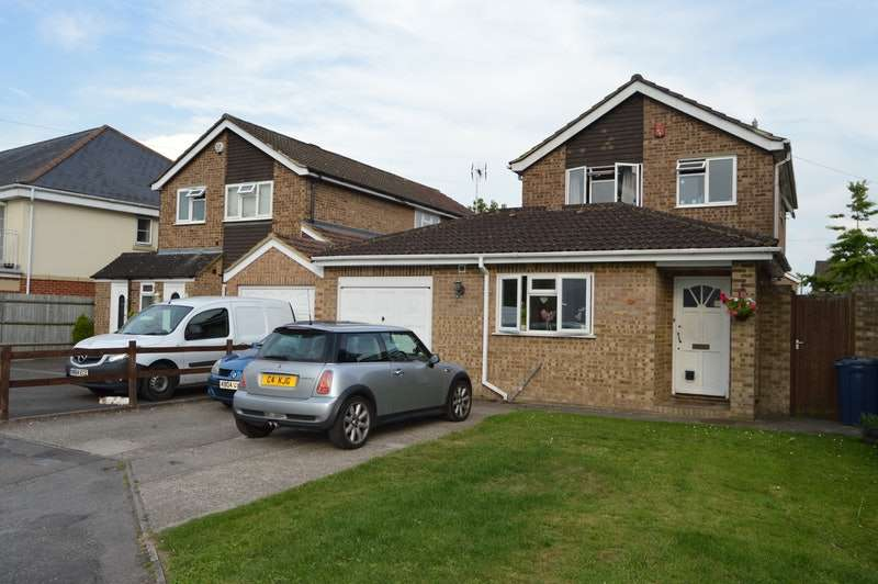 3 Bedrooms Link Detached House for sale in Old Forge Road, Loudwater, High Wycombe, Buckinghamshire, HP10