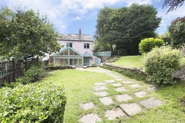 3 Bedrooms Semi Detached House for sale in Goulds Ground, Frome