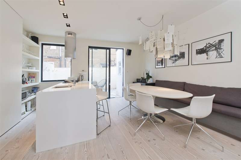 3 Bedrooms Terraced House for sale in Adelaide Grove, Shepherd's Bush