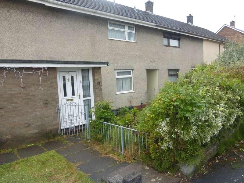 2 Bedrooms Terraced House for sale in Brondeg Crescent, Manselton, Swansea