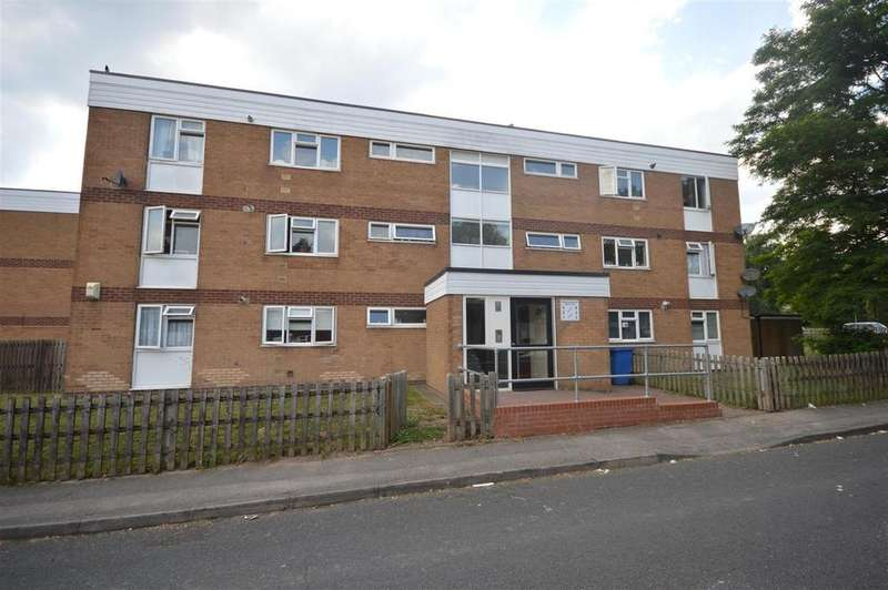 2 Bedrooms Flat for sale in Woodclose Road, Birmingham