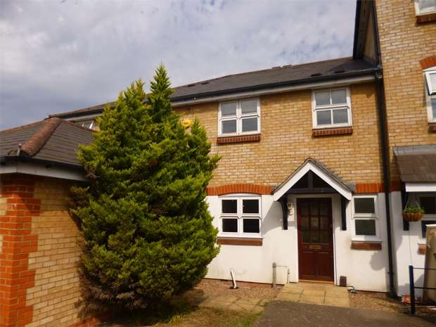 3 Bedrooms Terraced House for sale in Crown Walk, Apsley Lock, HEMEL HEMPSTEAD, Hertfordshire