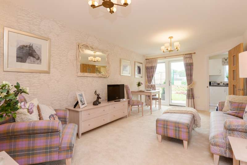 1 Bedroom Apartment Flat for sale in Keepers Close, Canterbury, CT1