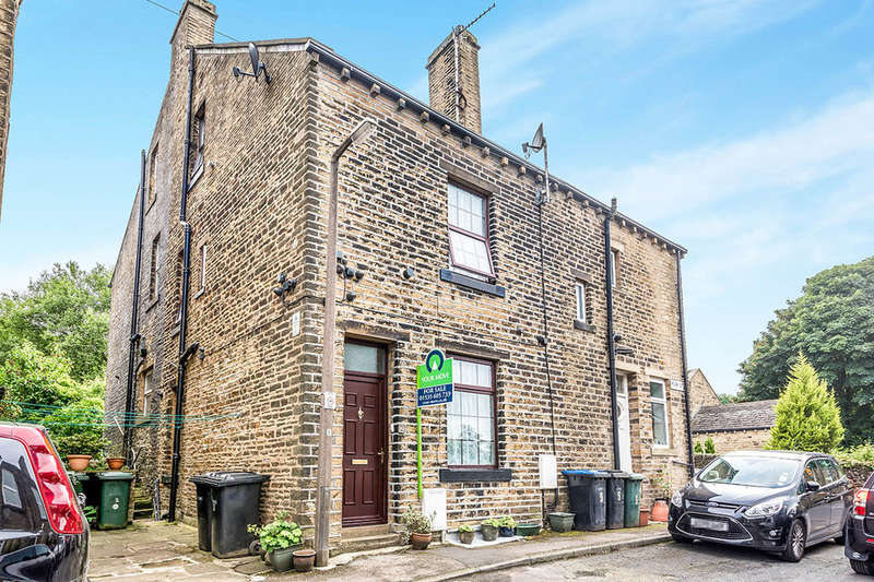 2 Bedrooms Property for sale in Pear Street, Oxenhope, Keighley, BD22
