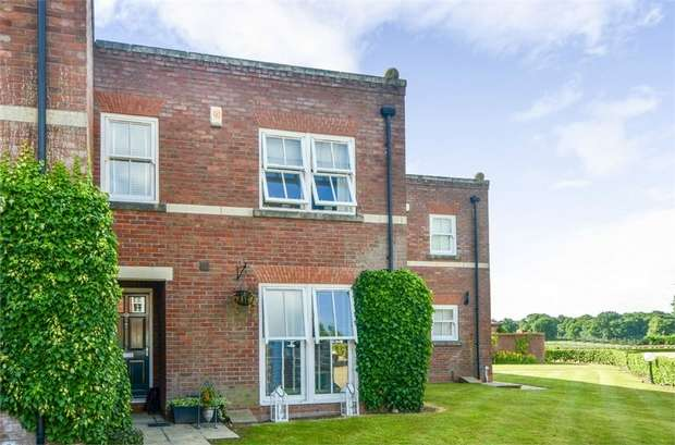 3 Bedrooms Town House for sale in Bostock Road, Bostock, Middlewich, Cheshire