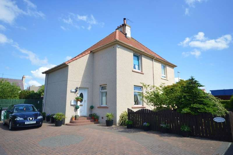 2 Bedrooms Semi Detached House for sale in Dundonald Park, Cardenden, Lochgelly, KY5