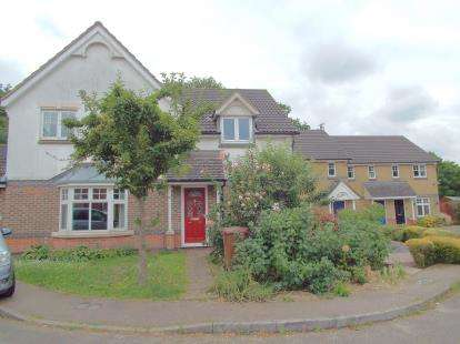 2 Bedrooms Terraced House for sale in Horsford, Norwich, Norfolk