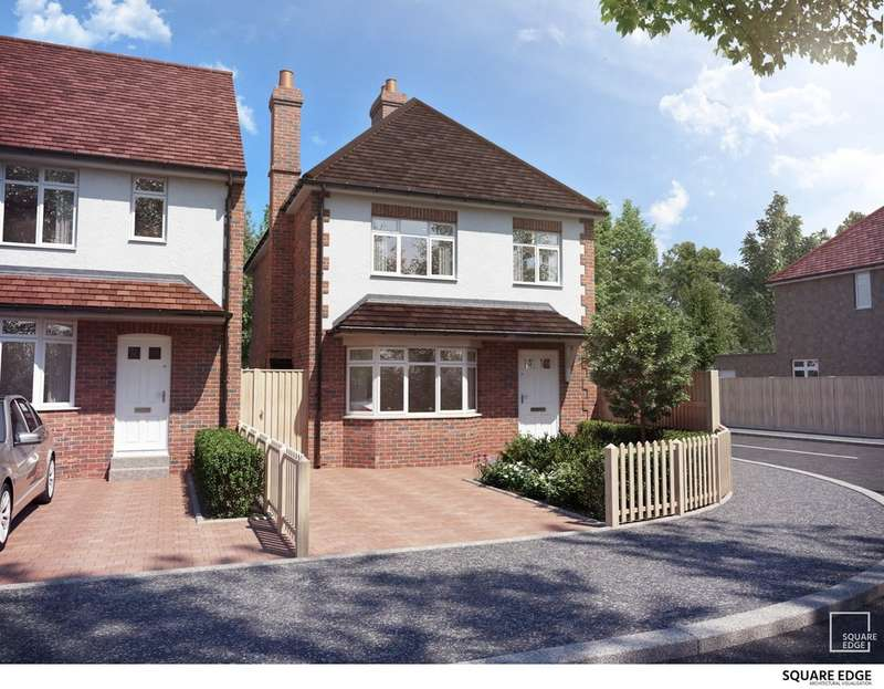 4 Bedrooms Detached House for sale in Nash Mills, Hemel Hempstead