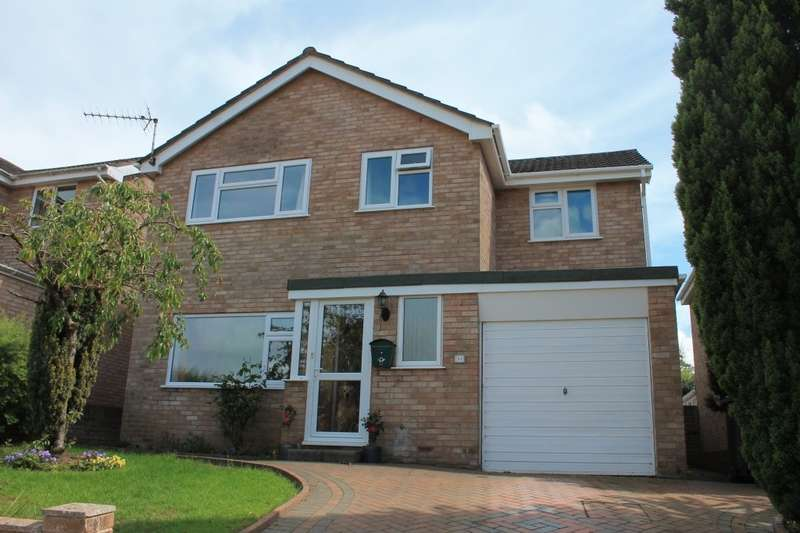 4 Bedrooms Detached House for sale in Ottery St Mary