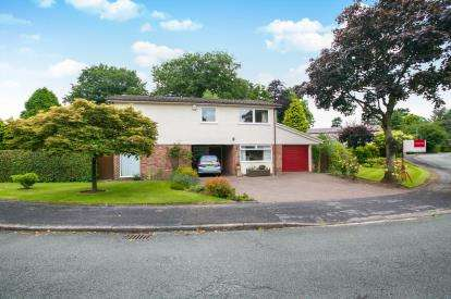 5 Bedrooms Detached House for sale in Arley End, High Legh, Knutsford, Cheshire