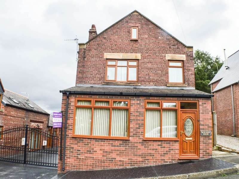 3 Bedrooms Detached House for sale in Eastgate Bank, Mickley, NE43