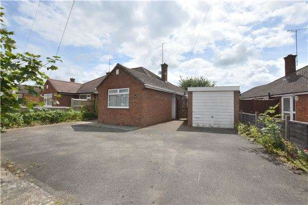 2 Bedrooms Semi Detached Bungalow for sale in Salisbury Avenue, CHELTENHAM, Gloucestershire, GL51 3BT