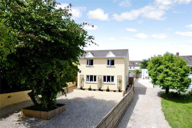 5 Bedrooms Detached House for sale in Edginswell Lane, Kingskerswell, Newton Abbot, Devon