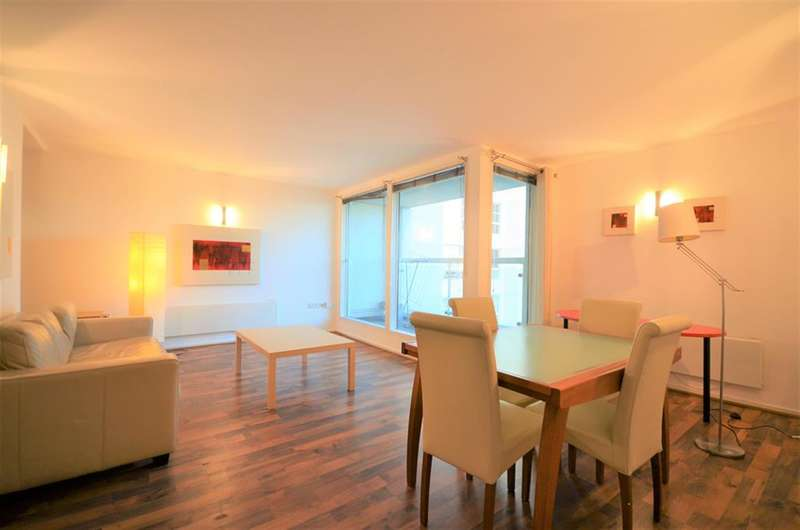 2 Bedrooms Flat for sale in Corona Building, 164 Blackwell Way, Canary Wharf, London, E14 9NZ