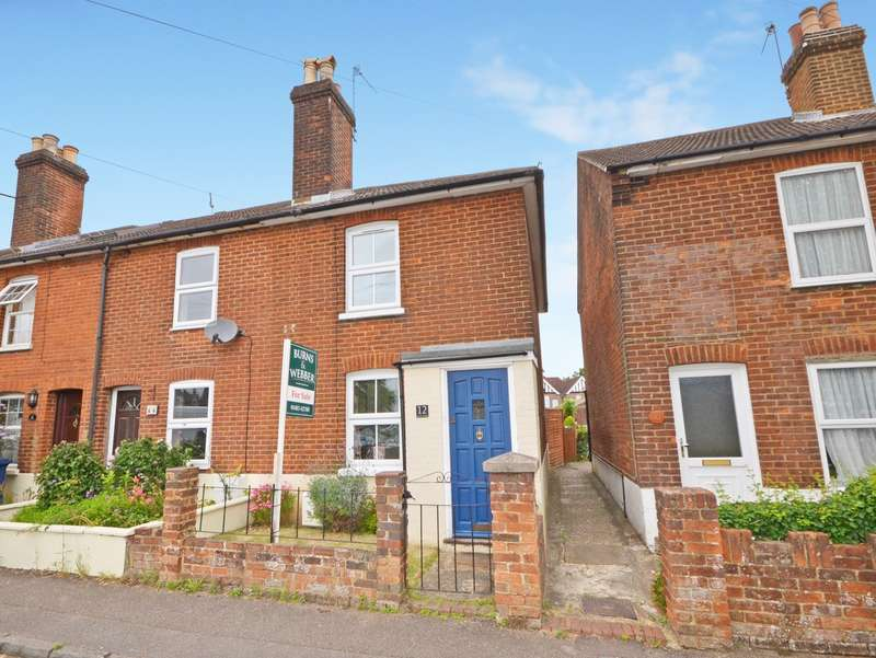 2 Bedrooms Terraced House for sale in Farncombe