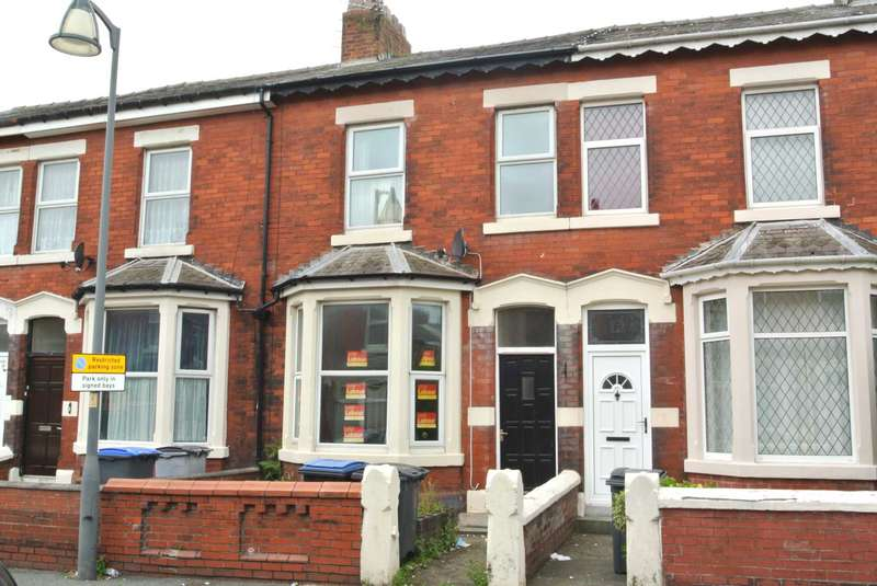 3 Bedrooms Block Of Apartments Flat for sale in Cambridge Road, Blackpool, FY1 3QQ