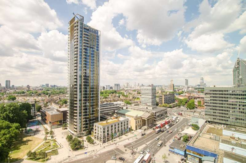 1 Bedroom Flat for sale in Walworth Road, Elephant and Castle, SE1