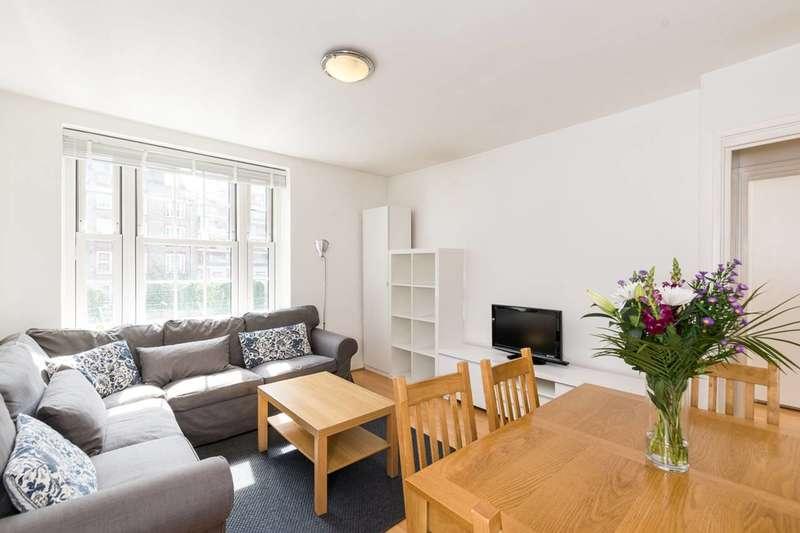 2 Bedrooms Flat for sale in Ebury Bridge Road, Pimlico, SW1W