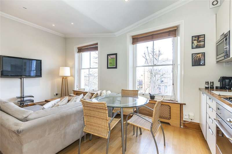1 Bedroom Flat for sale in Morton Road, London, N1