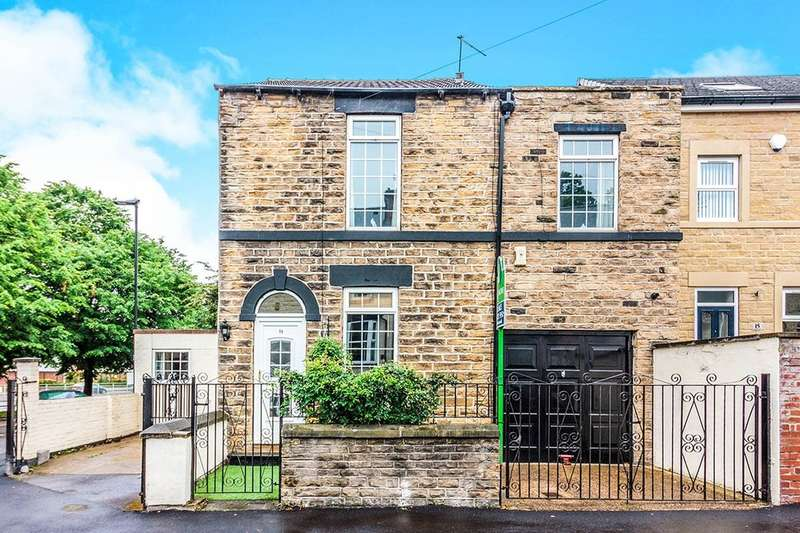 3 Bedrooms Detached House for sale in Broughton Road, Sheffield, S6