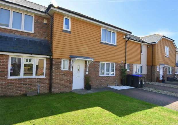 3 Bedrooms Terraced House for sale in Parish Close, Broadstairs