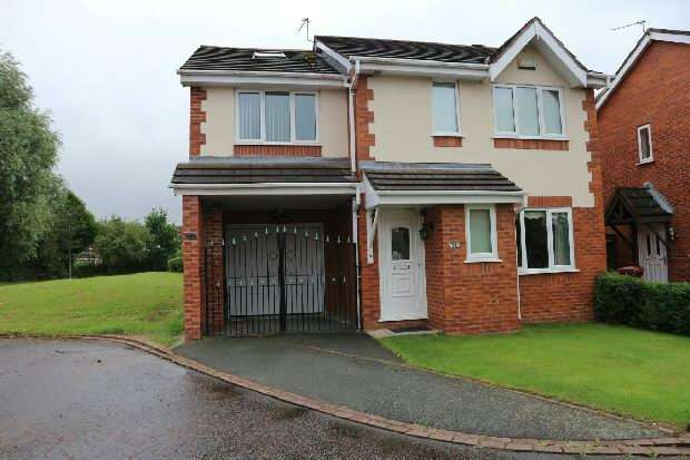4 Bedrooms Detached House for sale in Whimbrel Park, Liverpool