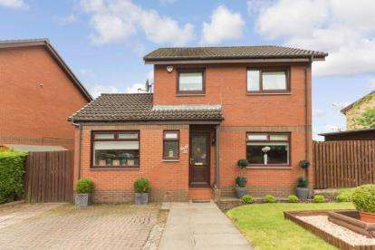 3 Bedrooms Detached House for sale in Queensby Road, Baillieston, Glasgow, Lanarkshire