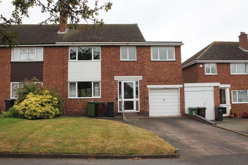 5 Bedrooms Semi Detached House for sale in Richmond Road, Olton, Solihull