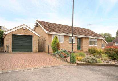 3 Bedrooms Bungalow for sale in Staneford Court, Waterthorpe, Sheffield, South Yorkshire