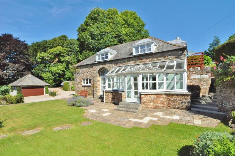 4 Bedrooms Detached House for sale in Modbury, South Hams, Devon